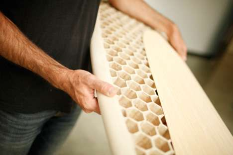 Honeycomb Surfboards