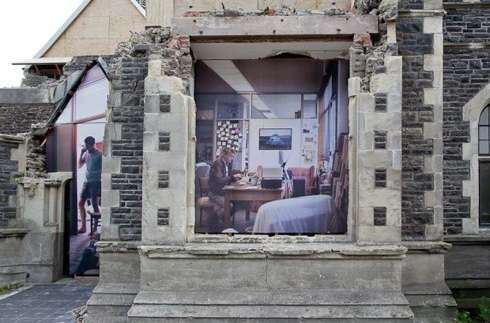 Inside-Out Art Installations