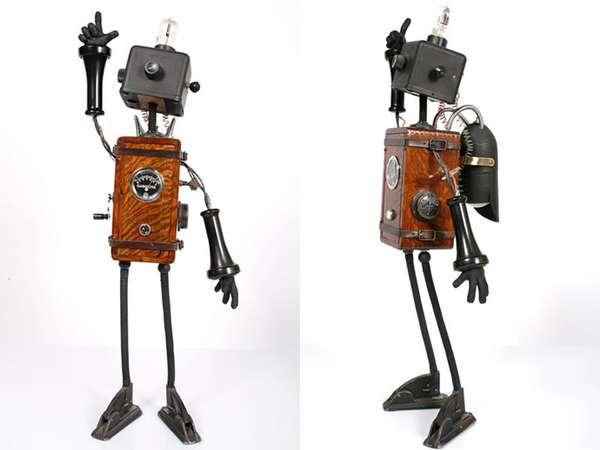 Real Robot Pals