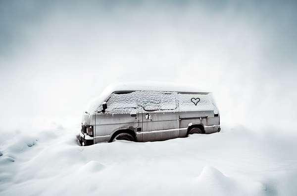 Snow-Covered Scenescapes