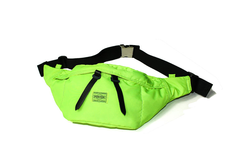 Neon Tonal Waist Bags