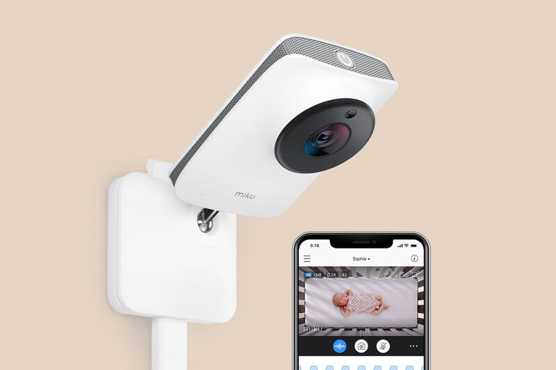 Smart Contactless Baby Monitors