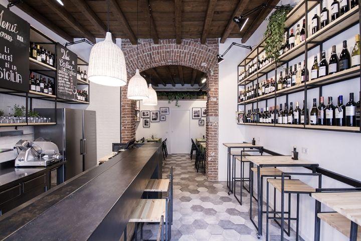 Rustic Sicilian Deli Shops