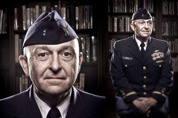 Retrospective Military Portraits