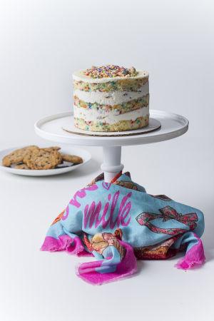 Designer Dessert Scarves