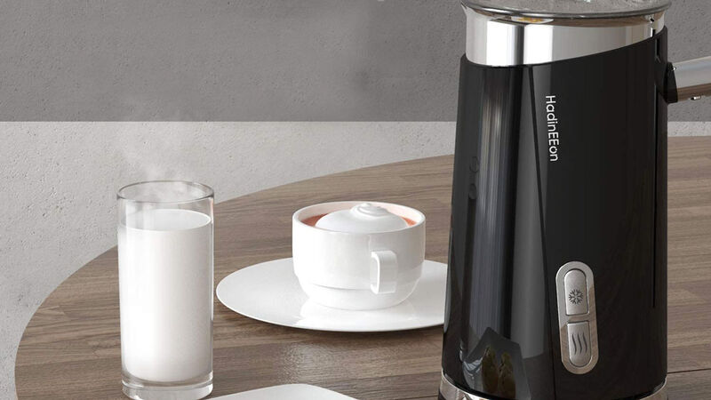 Automated Barista-Quality Milk Steamers
