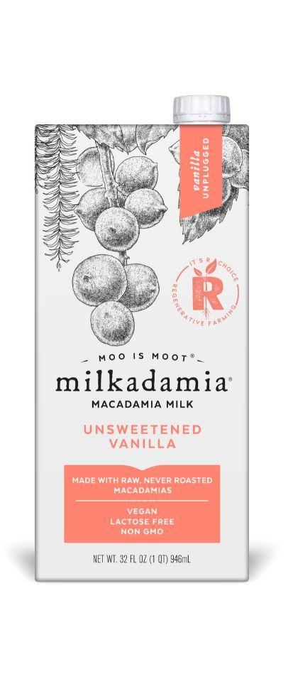 Vegan-Friendly Vanilla Nut Milks