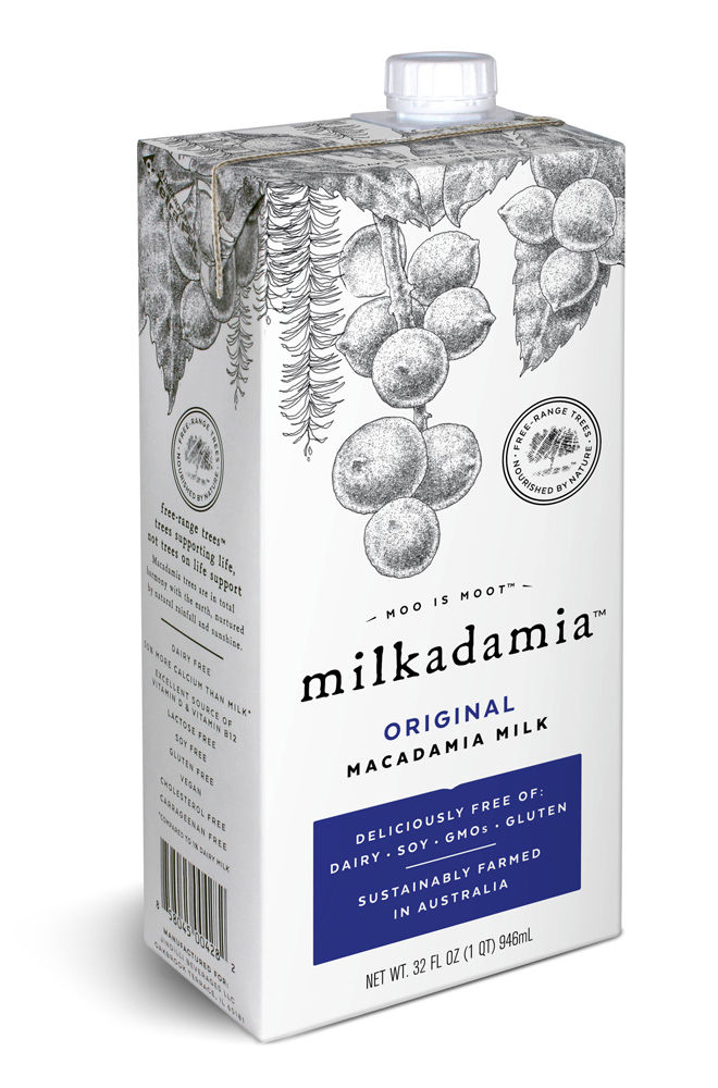 Sustainable Macadamia Drinks