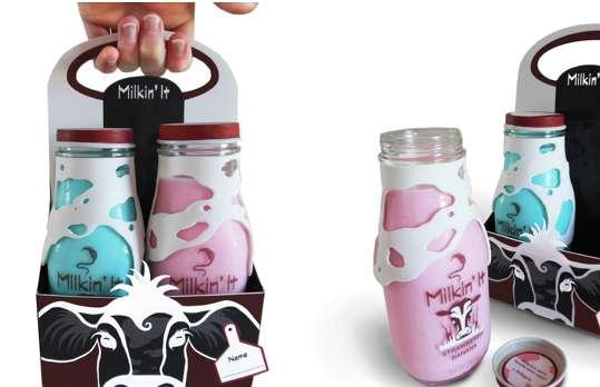 Creative Dairy Branding
