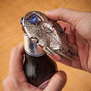 Spacecraft Bottle Openers
