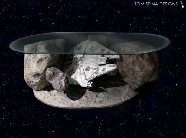 Intergalactic Spacecraft Tables