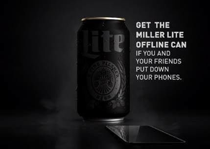 Offline-Themed Ale Promotions