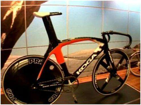 Million Dollar Olympic Bicycles