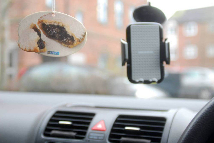 Mince Pie Air Fresheners