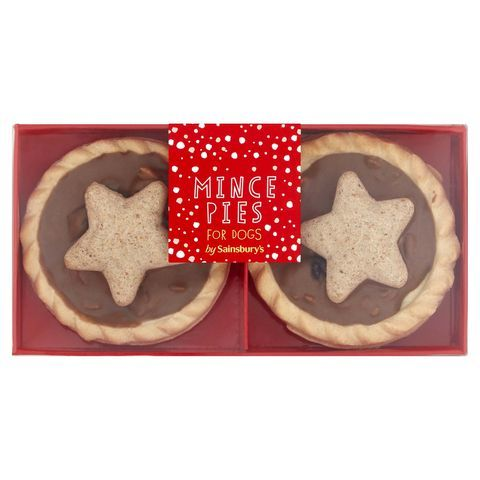 Pet-Friendly Mince Pies