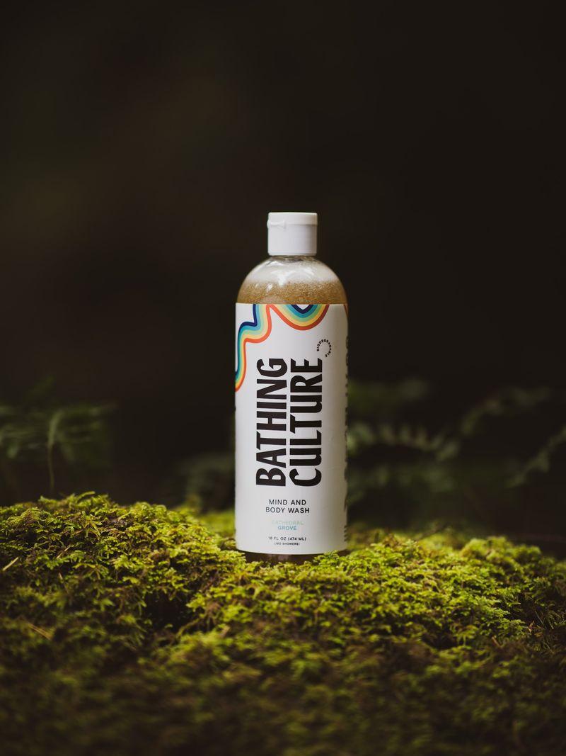Biodegradable Organic Body Washes