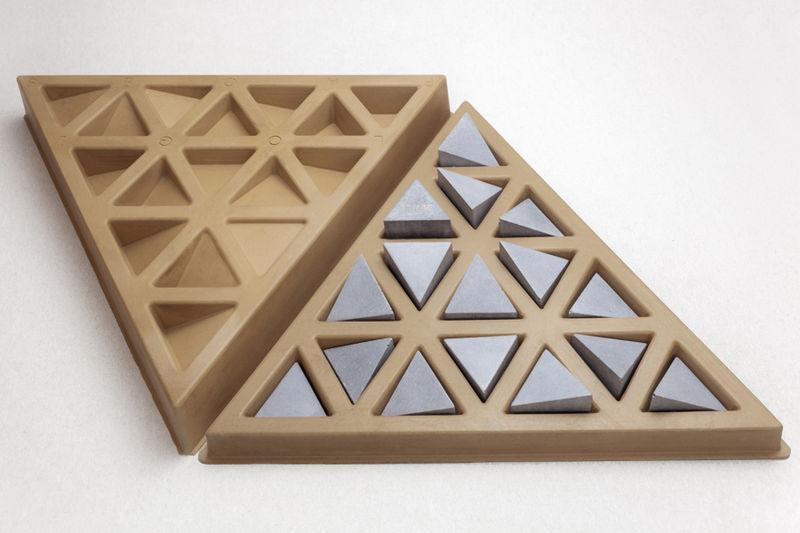 Concrete Prism Puzzles
