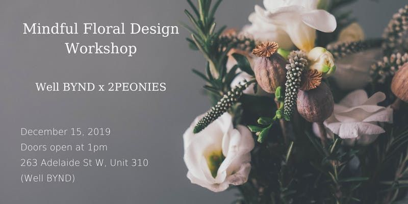Floral Holiday Workshops