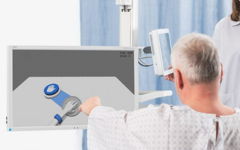 VR Stroke Rehabilitation Systems