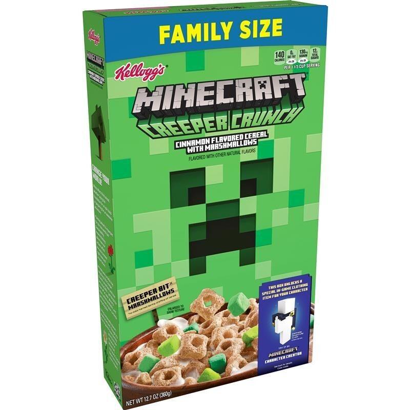 Building Game Cereals