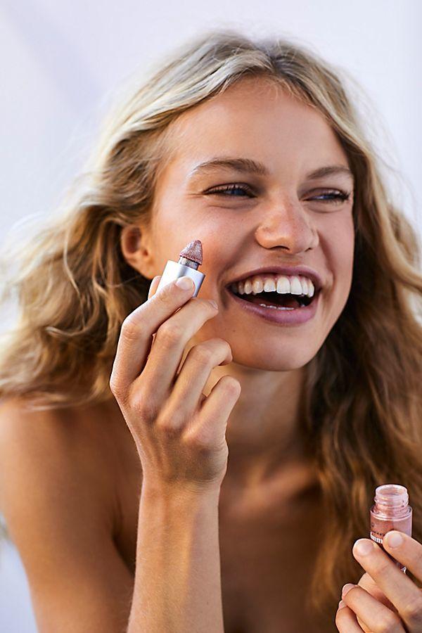 All-Natural Shimmer Gels