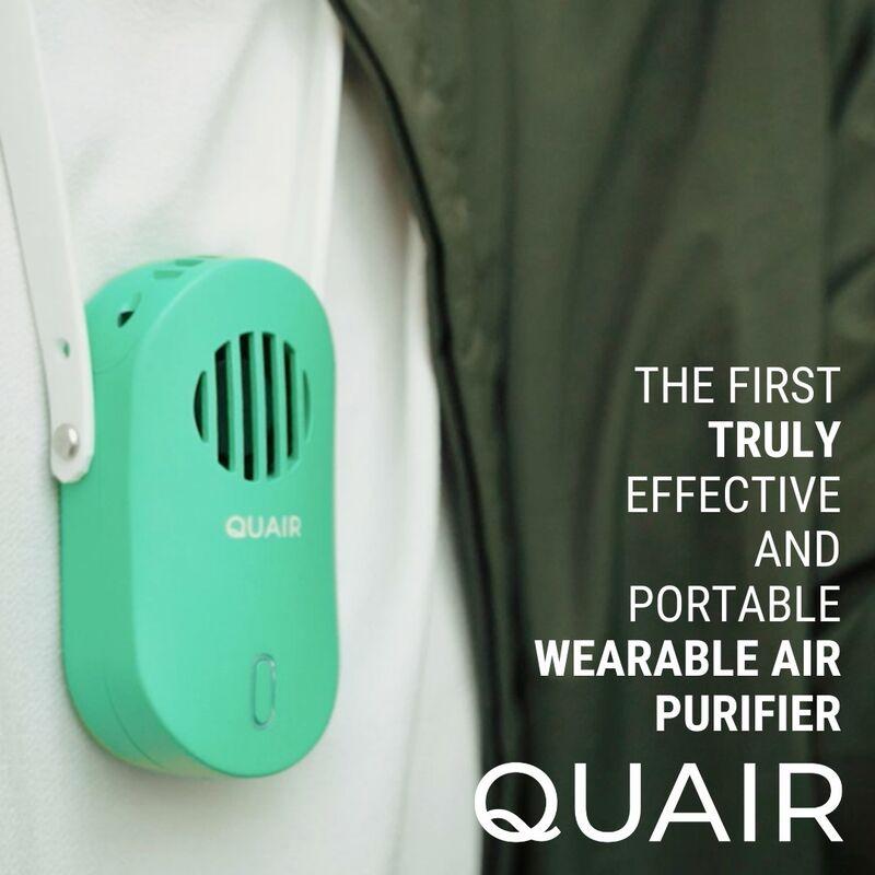 Wearable Mini Air Purifiers