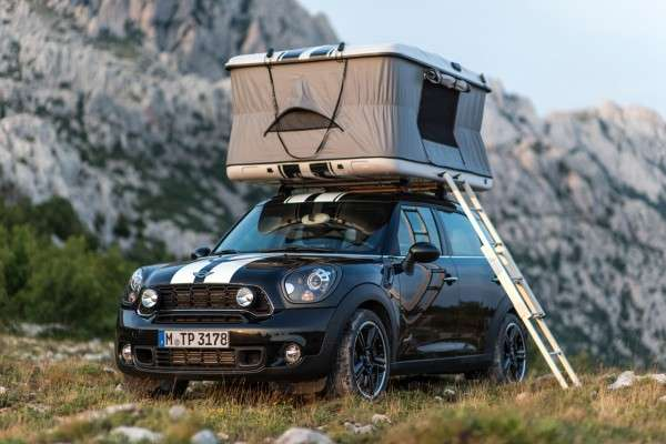miniaturized camper vehicles mini clubvan camper. Black Bedroom Furniture Sets. Home Design Ideas