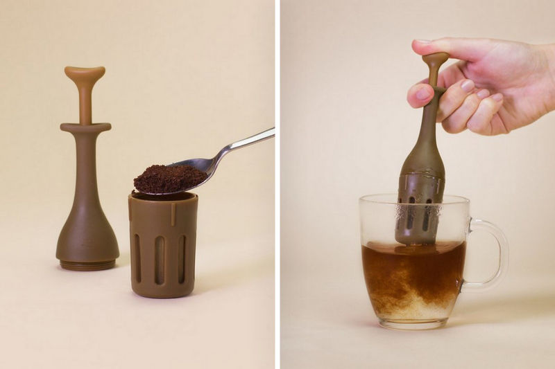 Pocket-Sized Coffee Makers