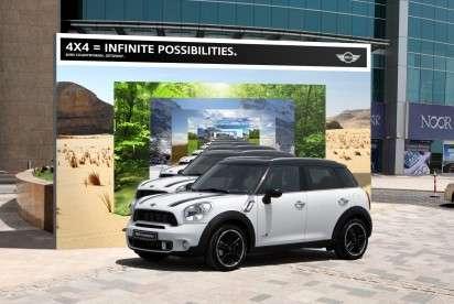 Adventurous Automobile Ads