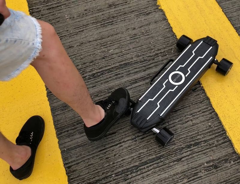 Last-Mile Electric Skateboards