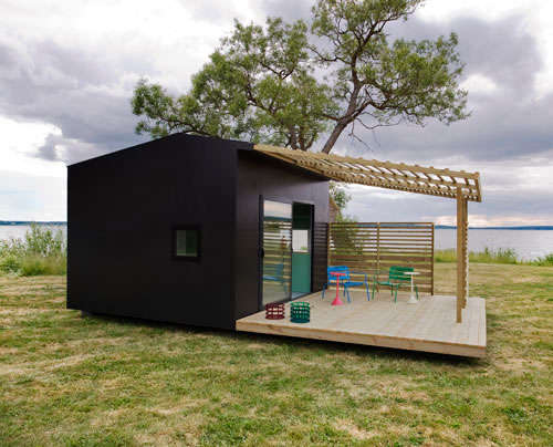Small Prefab Shelters