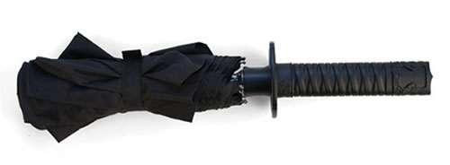 Sword-Like Umbrellas