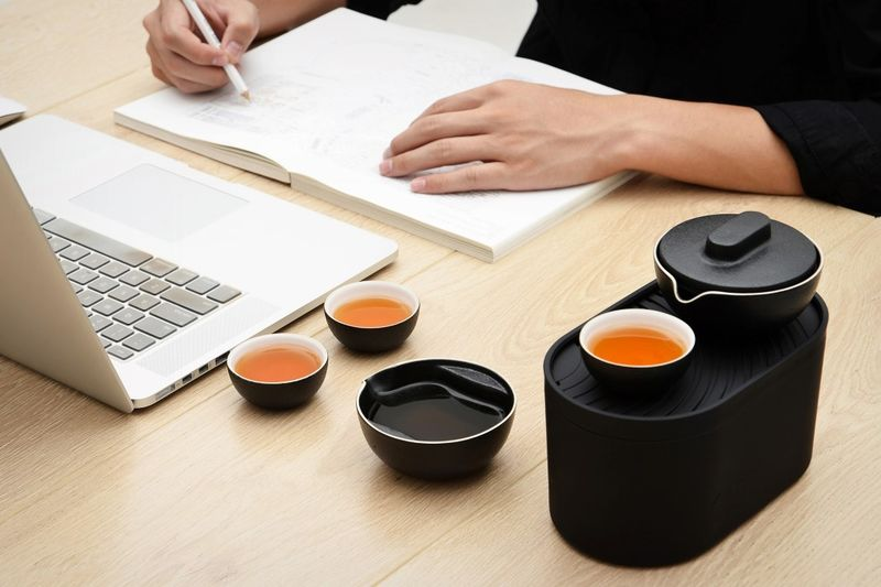 Tranquil Experience Tea Sets