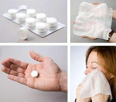 Mini Towel Tablets