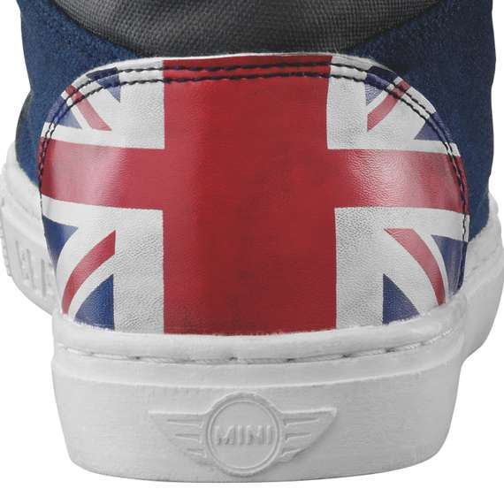 Flag-Inspired Footwear