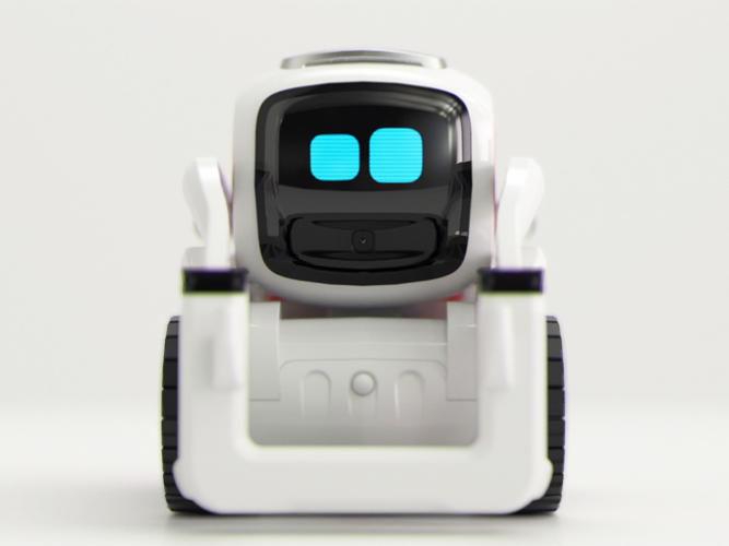 Spontaneous Miniature Robots