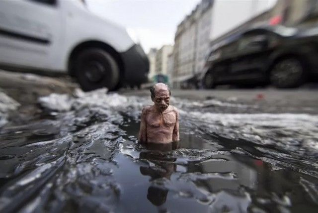 Bleak Miniature Sculptures