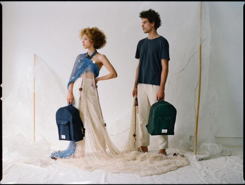 Minimalist Spanish Backpacks