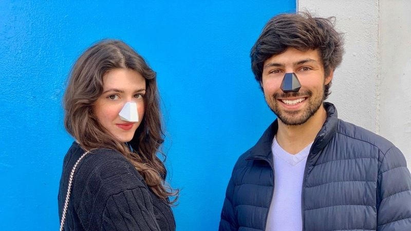 Nose-Only Wearable Purifiers