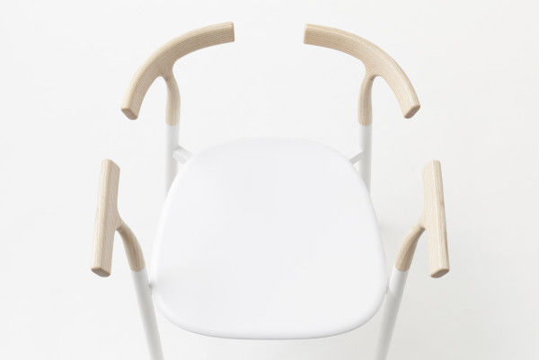 Twig-Inspired Seating