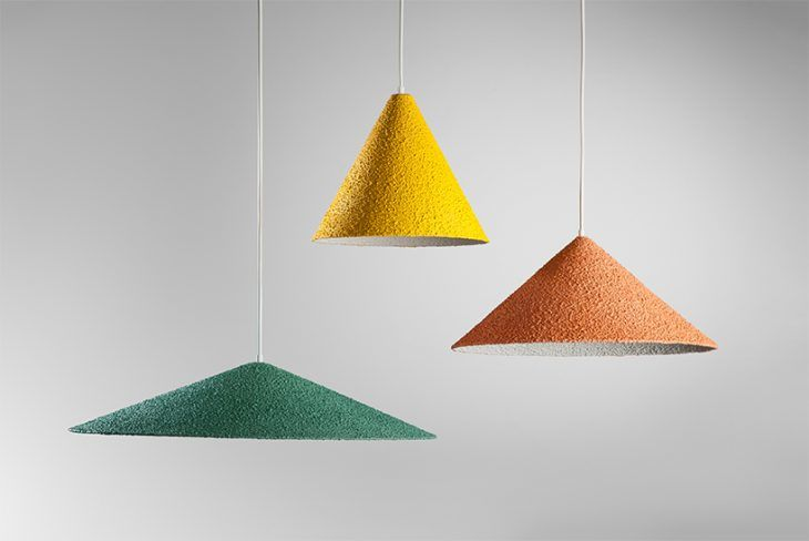 Textured Pendant Lighting