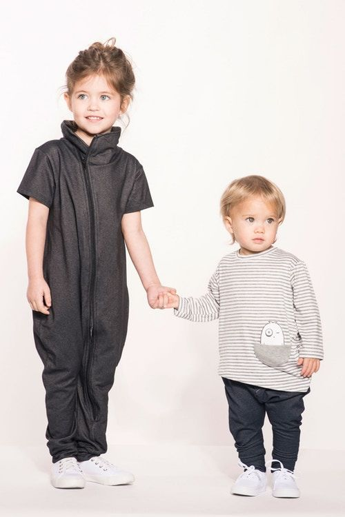 Comfortable Unisex Kids Clothes