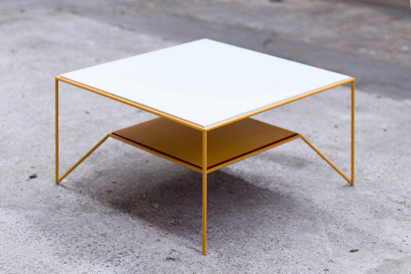 Dual-Colored Modern Tables