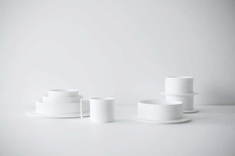 Contoured Dinnerware Collections