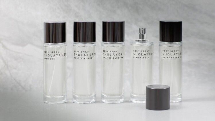 Layering Minimalist Fragrances