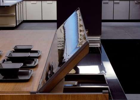 Minimalist Kitchen Storage