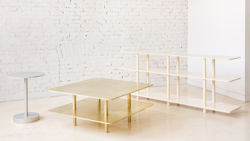 Minimalist Metal Furniture