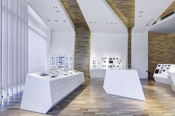 Minimalist Retail Designs