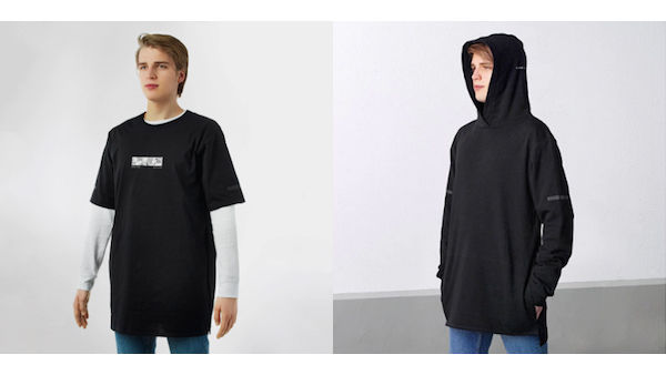 Furniture Store-Themed Minimalist Streetwear