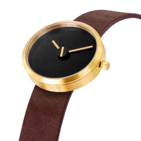 Extreme Minimalist Timepieces